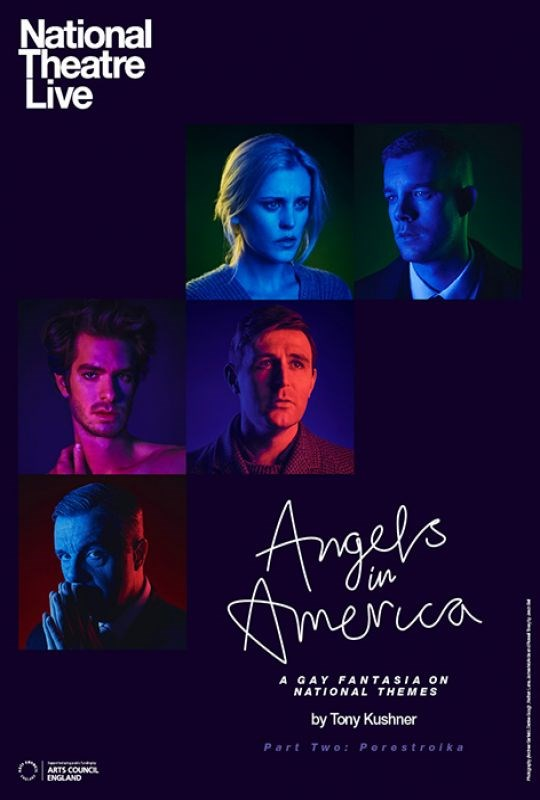 NT Live: Angels In America Pt 2 Perestroika
