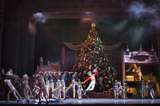 ROH Live ballet: The Nutcracker