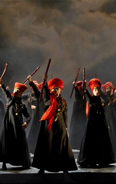 ROH Live opera: Macbeth