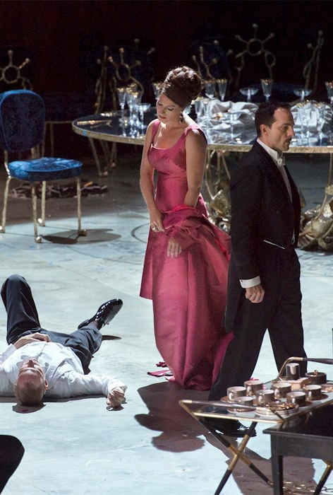 Met Opera Live: The Exterminating Angel
