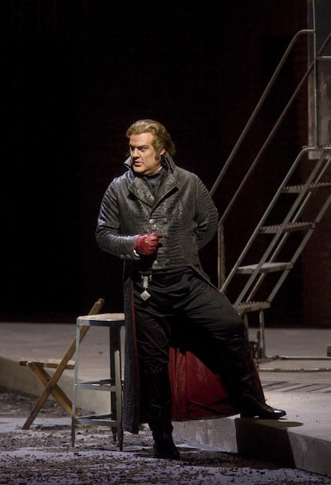 Met Opera Live: Tosca