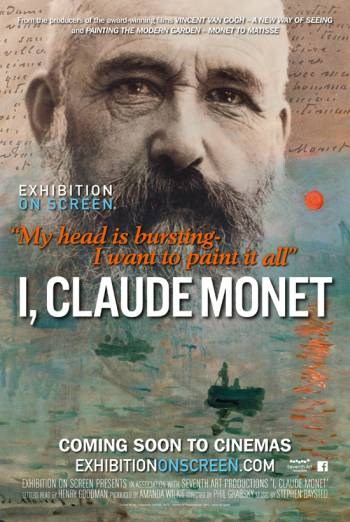 Exibition On Screen: I, Claude Monet