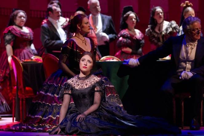 ROH Live Opera: La Traviata