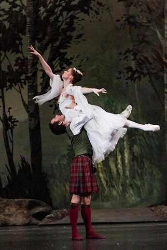 Bolshoi Ballet Live: La Sylphide