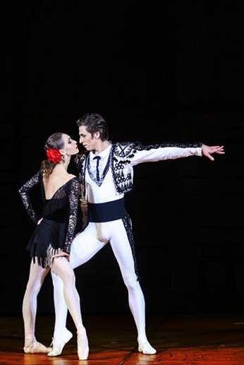 Bolshoi Ballet Live: Carmen Suite