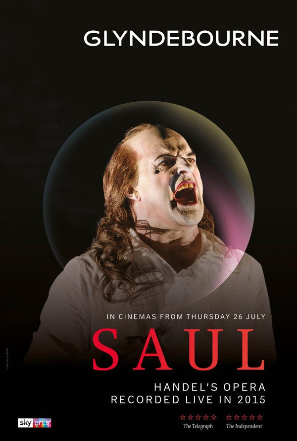 Glyndebourne : Saul