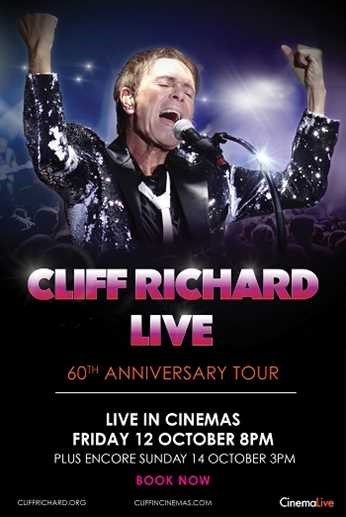 Encore: Cliff Richard Live: 60th Anniversary Tour