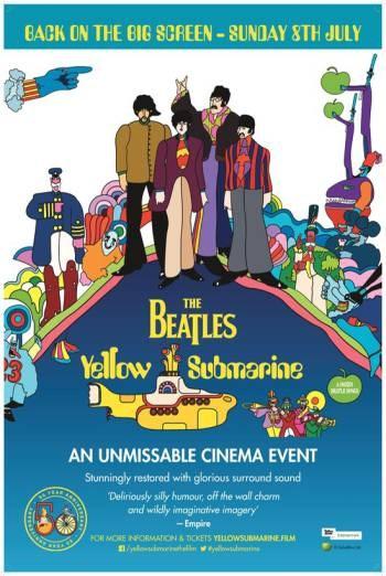 The Beatles 'Yellow Submarine' - 50th Anniversary