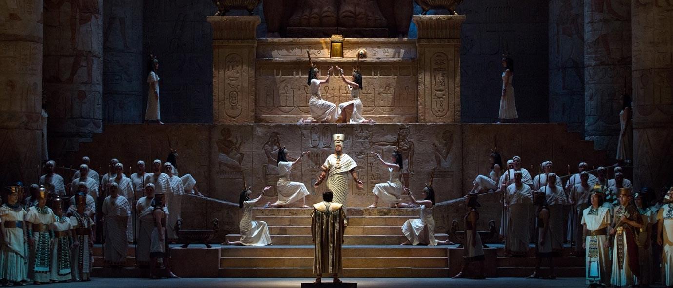 Met Opera Live: Aida