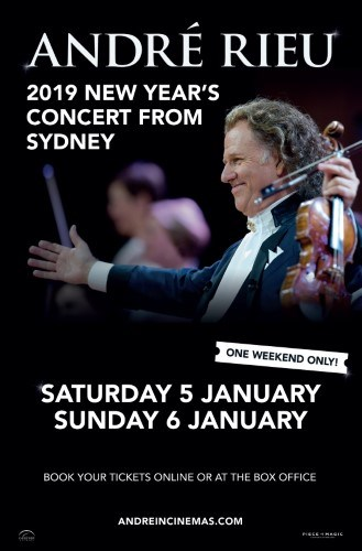 Andre Rieu 2019 New Year Concert from Sydney
