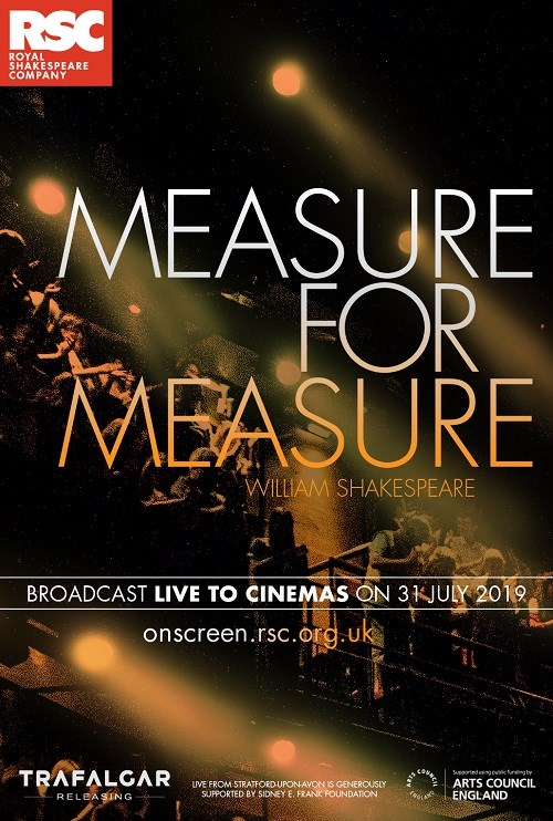 RSC Live - Measure to Measure