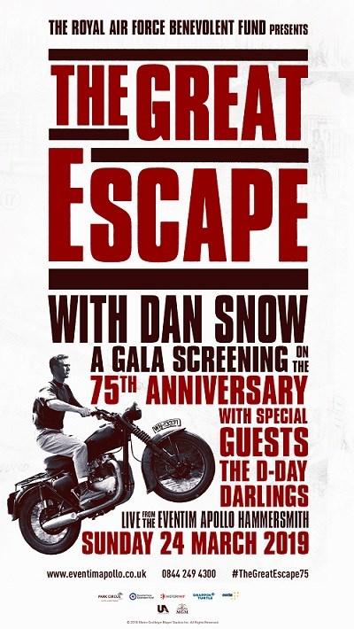 The Great Escape with Dan Snow: 75th Anniversary