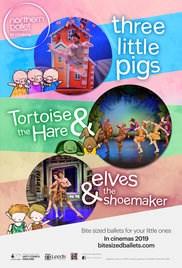 Bite Size Ballet: Three Little Pigs