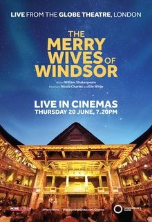 The Merry Wives of Windsor: Live Shakespeare Globe