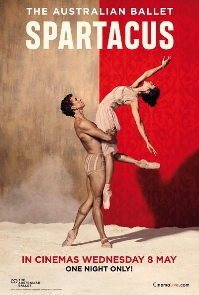 The Australian Ballet: Spartacus