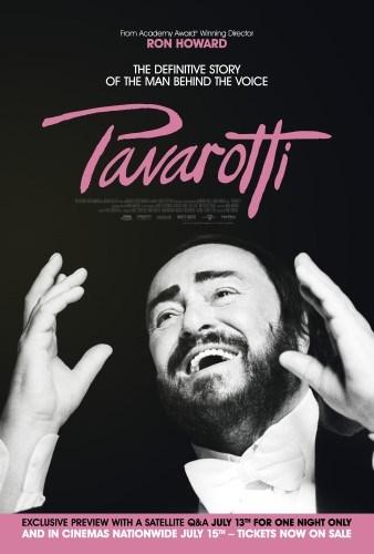 Pavarotti - Plus Satellite Q&A with Exclusive Cont