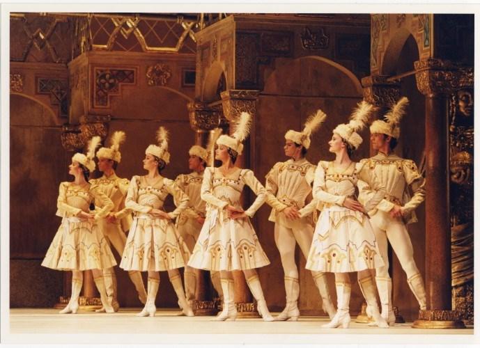 ROH Live Ballet 2019/20: Concerto / Enigma Variati