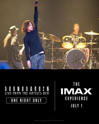Soundgarden: Live from the Artist's Den