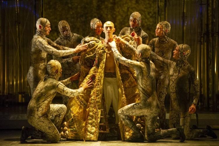 Met Opera 2019-20 Season: Akhnaten